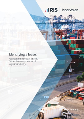Industry Focus - Assessing the impact of IFRS 16 on the transportation and logistics industry